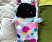 Izzy ~ The Bunny Bummlie ~ Stuffing Free Dog Toy ~ Ready To Ship Today