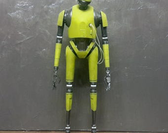 K-4SLO Security Droid Starwars K2SO K-2SO Rogue One