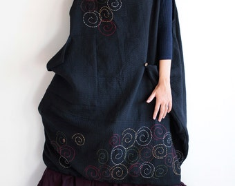Tulip dress swirl.. (one size fit most)