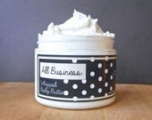 All Business Whipped Body Butter - Unscented