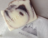 Handmade Soap - Lavender Essential Oil Infused - All Natural Hand and Body Soap. 1 Bar.