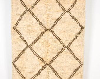 Diamond Child - Genuine Beni Ouarain rug