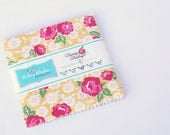"""5"""" Stacker - Dainty Darling Fabric by Lindsay Wilkes for Riley Blake Designs"""