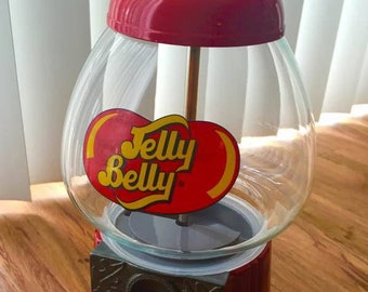 Jelly Belly Vintage Cast Iron Gumball Machine