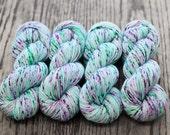 Exquisite Sport - Peppermint - Colour Adventures (fibers: superwash merino, cashmere, silk)