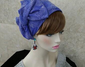 Jewish hair snood, Lycra, israel clothing,snood, hair covering, head scarfs,by oshratdesignz