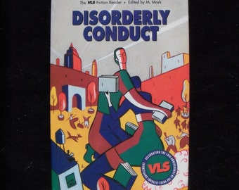 Voice Literary Supplement Fiction Anthology: Disorderly Conduct (1991)