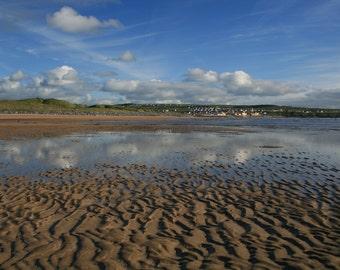 Coastal Photography, Beach Photo, Coast Picture, Coastal Print, Fine Art Print, Coastal Fine Art Print, Irish Beach, Ireland Photography