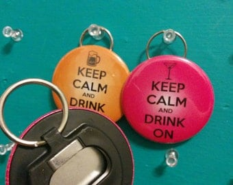 Bottle Opener Blowout: Keep Calm  2.25 Inch