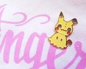 Mimikyu Pokemon Fan Art Brooch - Soft Enamel Pin
