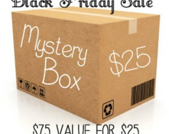 Mystery Box of Stamping and Scrapbooking Supplies; Card Making, Craft Supplies Lot