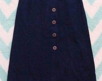 A line maxi skirt | Etsy