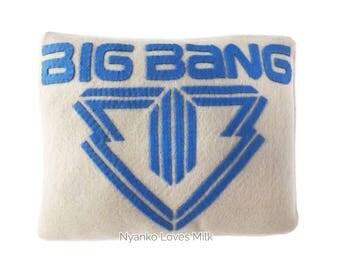 Big Bang Alive Pillow