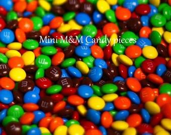Mini M&M Candy Pieces