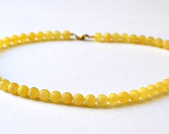 Amber Necklace Baltic Amber Gift For Her Organic Jewelry