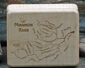 MIRAMICHI RIVERS MAP Fly ...