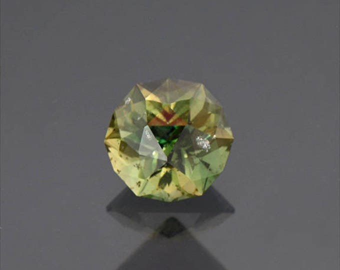 SALE EVENT! Rare Green Yellow Kornerupine Gemstone from Tanzania 1.78 cts.