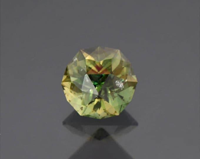 UPRISING SALE! Rare Green Yellow Kornerupine Gemstone from Tanzania 1.78 cts.