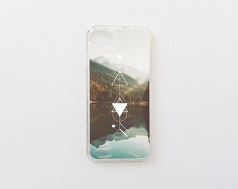 iPhone 7 Case - Nature iPhone Case - Photographic iPhone Case - Lake iPhone Case - Hard Plastic or Rubber