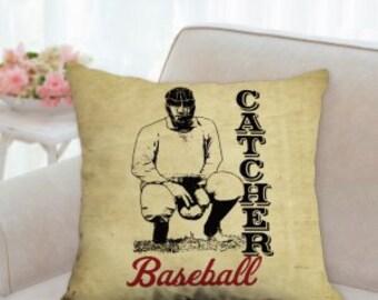 Baseball Designer Pillow