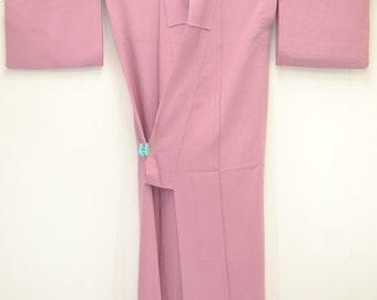 K14 VINTAGE HITOE KIMONO - Classic Dark Pink – 9376-161617