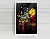 "The Nightman Cometh - ""Its Always Sunny in Philadelphia"" artwork - signed 11x17 posters"