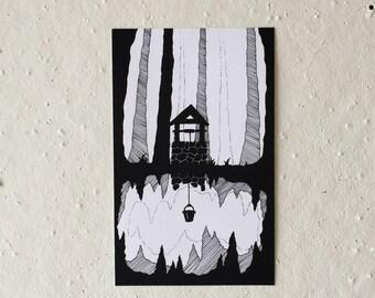 Empty Well - Dark Forest Series