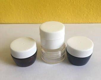 1/4 ounce Jar with Lid