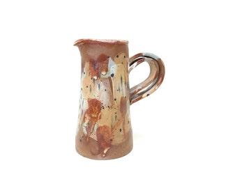 Hand Built Stoneware Palette Vase no. 4