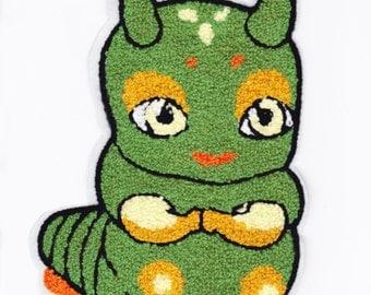 Caterpillar Blanket Etsy