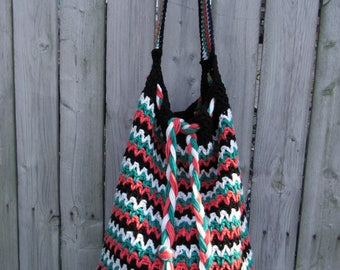 PDF Crochet Pattern - The Roxy Bag