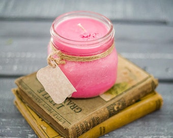Luxury Candle - Rose Candle - Scented Candle - Luxury - Rose Luxury Candle - Luxury Candles - Soy Candle - Rose Soy Candle - Rose Candles