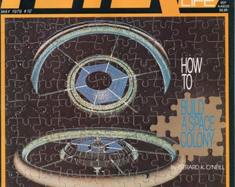 Future Life Magazine #10 - May 1979 - China Syndrom, Things to Come - Grade VF