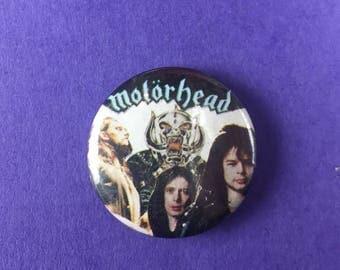 Motorhead Original 1980s NOS Pin