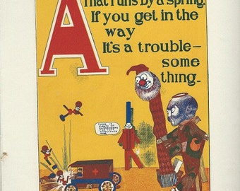 toydom abc pages rigby illustrations 1901 adult humor download