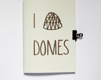 Domes Notebook