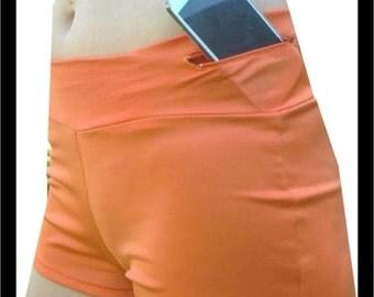Workout Shorts Sewing Pattern