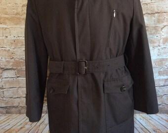 Vintage Raincoat Etsy