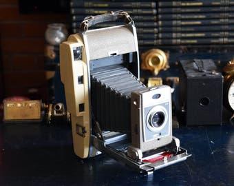 Polaroid 850 Electric Eye Camera - Land Camera - Polaroid Corporation - Made in the USA - Vintage Polaroids - Retro Camera - 70s,80s,90s