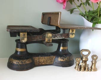 Vintage antique scales