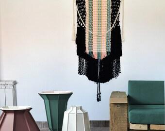 Contemporany Macrame Chic Tribe By Ranran Design