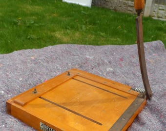 Vintage Dryad Guillotine