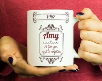 1987 30th Birthday Mug, 30th Birthday Gift for Women, Vintage 1987