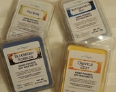 100% Soy Wax Melts ~ Your Choice of Scent