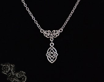 "Necklace "" Elven Ritual "" - Medieval, celtic, elven, viking"