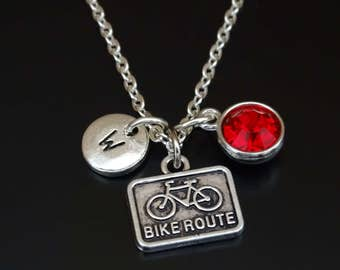 Bicycle Necklace, Bicycle Jewelry, Bicycle Charm, Bicycle Pendant, Bike Necklace, Bike Charm, Bike Pendant,Bike Jewelry,Bike Gifts,bicycling