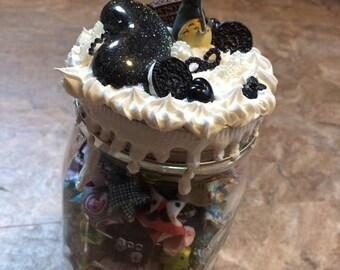 Totoro Sweets Origami Star Jar