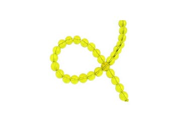 Citrine beads 8 mm, natural Citrine beads, genuine Citrine beads, gemstone beads, jewelry beads, tumble stones, 8 mm Round Beads, DIY