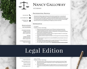 legal resume template for word pages lawyer resume attorney resume template instant - Lawyer Resume Template Word