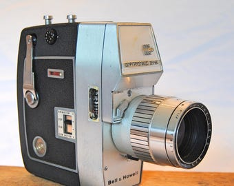 Vintage Bell & Howell Optronic Eye Video Camera